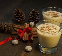 Ajerkoniak domowej roboty: przepis na niskoprocentowy alkohol na Boże Narodzenie