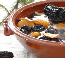 Kompot z suszu: przepis na tradycyjny wigilijny napój