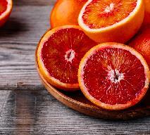 Czerwone pomarańcze z Sycylii