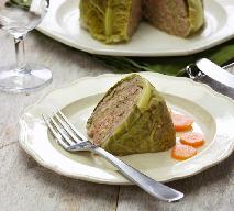 Genialna kapusta faszerowana mielonym mięsem