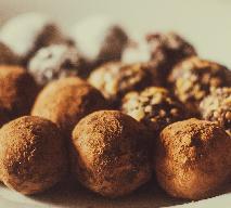 Domowe trufle czekoladowe