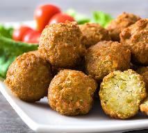 Falafel - przepis na danie z ciecierzycy