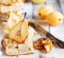 Gruszki w cieście: przepis na szybki i pyszny deser z gruszek