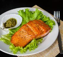 Łosoś z pesto - dieta wg Ewy Chodakowskiej