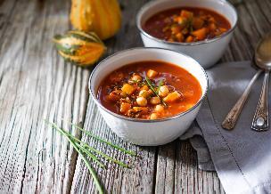 Wegetariańska zupa gulaszowa – sprawdzony  przepis
