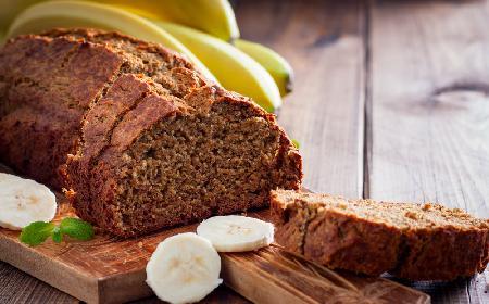 Dietetyczne ciasto bananowe - jak zrobić?