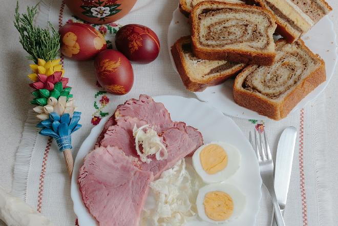 Spis potraw tradycyjnych - co podać na wielkanocne śniadanie?