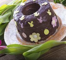 Oryginalna babka wielkanocna - przepis na dwukolorowe ciasto wielkanocne