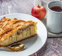 Szarlatanka: ukraińskie ciasto z jabłkami