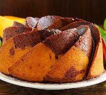 Dyniowe ciasto marmurkowe - pyszny i niedrogi deser
