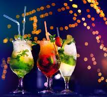Barwne toasty - kilka pomysłów na cudownie kolorowe drinki