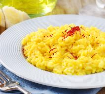 Risotto po mediolańsku - przepis na idealnie kremowe i proste risotto