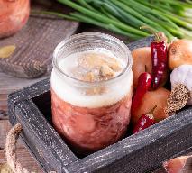 Wieprzowina z galaretką w słoiku - jak zrobić domową konserwę wieprzową?