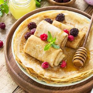 Naleśniki wegańskie: bez jajek i mleka