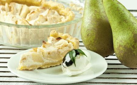 Ciasto serowo-gruszkowe - sprawdzony przepis na pyszny deser