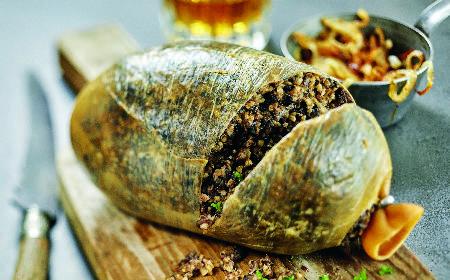 Haggis: przepis na szkocki przysmak