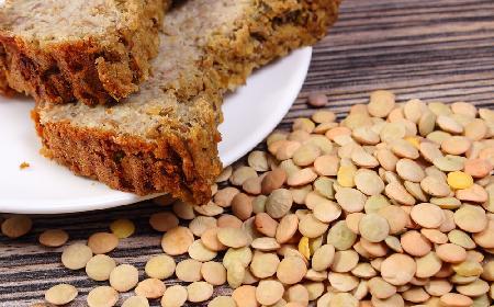 Smaczny pasztet z soczewicy - domowy i wegetariański