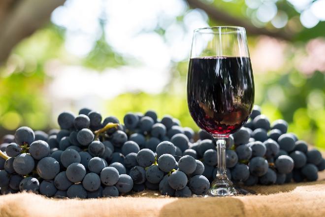 Jak zrobić wino z ogrodowych winogron - domowe wino krok po kroku